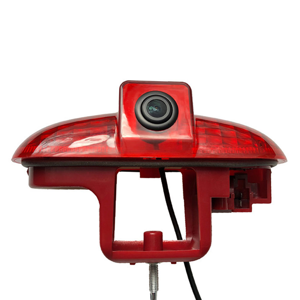 170 Degree Night Vision Safety 1080P Rear View Wide Angle Shockproof Brake Light Camera Car Reversing For Renault Trafic 01-14
