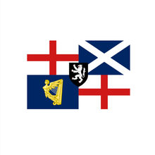 Флаг Британского союза 90x150 см