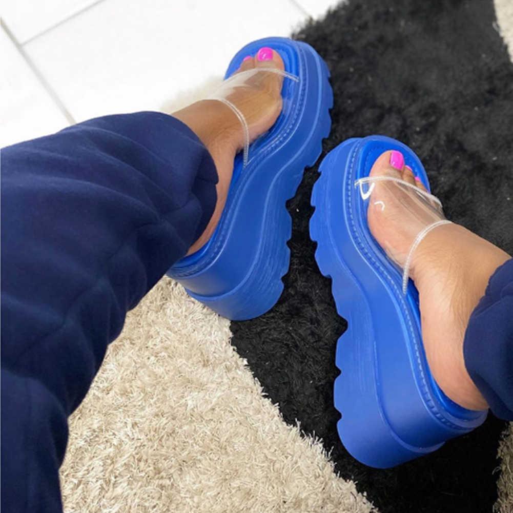 DORATASIA Size Lớn 35-43 INS Thời Trang Nữ Nền Tảng Giày Sandal Hở Ngón Khóa Thiết Kế Quai Thương Hiệu Giày Sandal Nữ Mùa Hè Giày người Phụ Nữ
