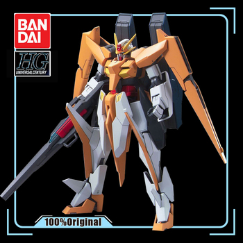 BANDAI HG 00 50 1/144 GN-007 ARIOS Gundam GNHW M Assembly Action Toy Figures Christmas Gift Toys 1