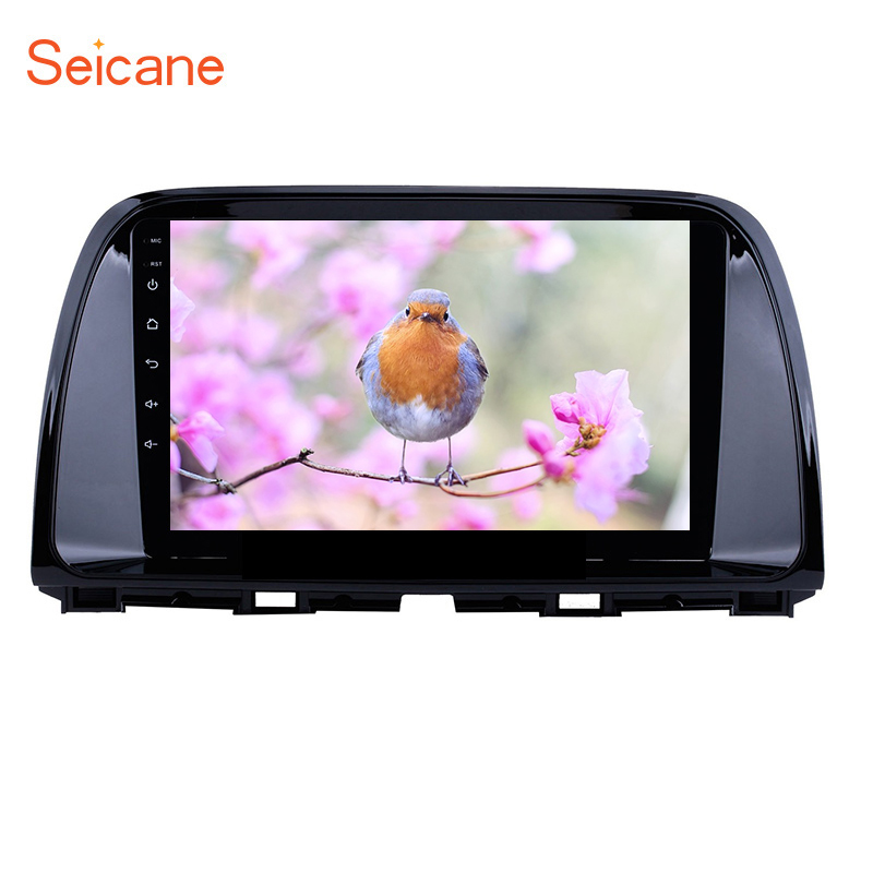 Seicane 2 Din 9 Inch Car radio Multimedia <font><b>Android</b></font> 8.1 Video Player auto Stereo GPS For 2012 2013 <font><b>2014</b></font> 2015 <font><b>Mazda</b></font> <font><b>Cx</b></font>-<font><b>5</b></font> cx5 <font><b>cx</b></font> <font><b>5</b></font> image
