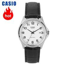 Casio นาฬิกาง่ายดิจิตอลปฏิทินปฏิทินธุรกิจผู้ชายนาฬิกา MTP 1183E 7B