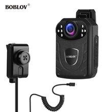 Kamera Mini KJ21Pro 2.4G pilot dotykowy ekran HD1296P KJ21 zaktualizowana kamera noszona na ciele Mini kamera dodatkowa kamera obiektywu Boblov cam