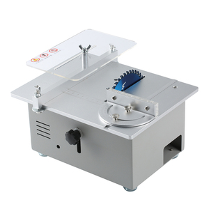 Mini Electric Table Saw Angle Guide 895 spindle motor DC12V-24V Liftable Saw Blade Woodworking Bench Wood Cutting Table Saw(China)