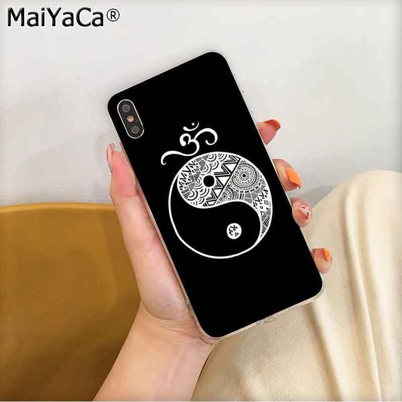 MaiYaCa Muslimischen Islam Bismillah Allah DIY Schöne Telefon Zubehör Fall für Apple iphone 11 pro 8 7 66S Plus X XS MAX 5S SE XR