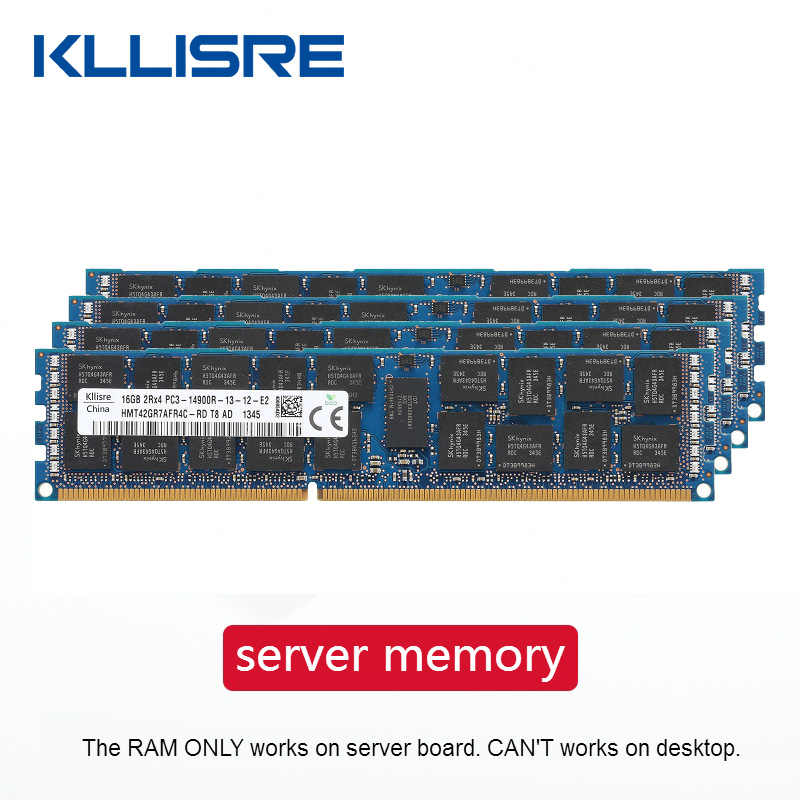 Memoria Server REG ECC DDR3 4GB 8GB 16GB 32G memoria server 1333 1600 1866MHz ram PC3 supporto x79 x58 scheda madre LGA 2011
