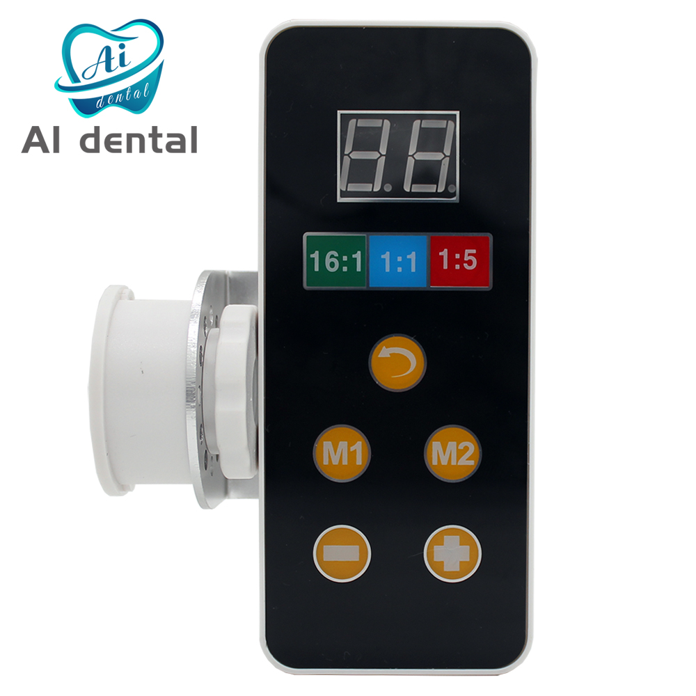 Image 2 - Built in electric motor LED E type handpiece style micromotor connect with dental chair unitTeeth Whitening   -