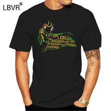 I Am Loki Of Asgard T Shirt Tee Shirt Trend Fit Round Neck Spring Fashion Designing Vintage Shirt