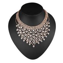 Свадебные ожерелья coruixi аксессуары для вечерние роскошные