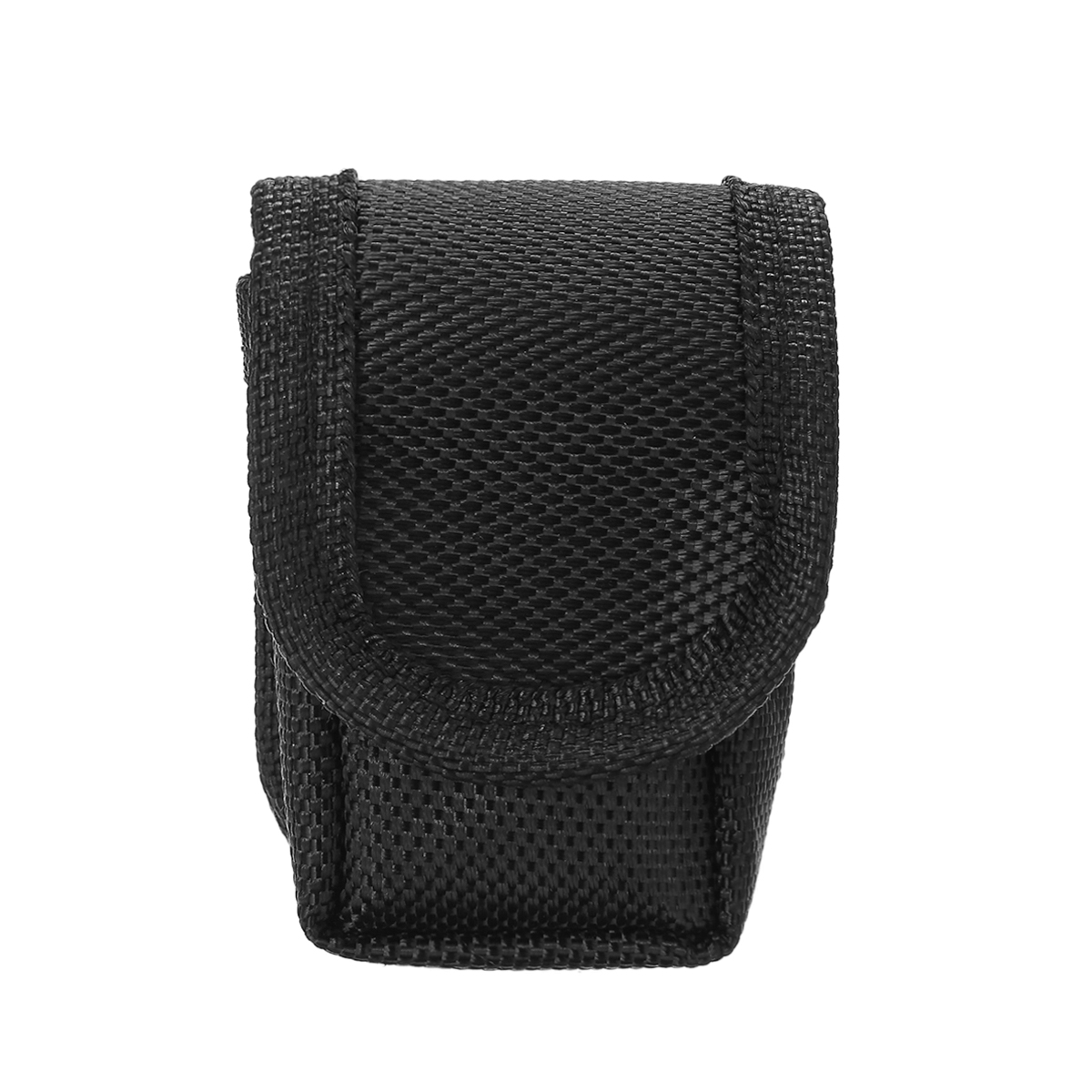 1pc Fabric Nylon Finger Pulse Oximeter Pouch Portable Case Storage Pack Protective Bag 70*50*30mm For Finger Pulse Oximeter
