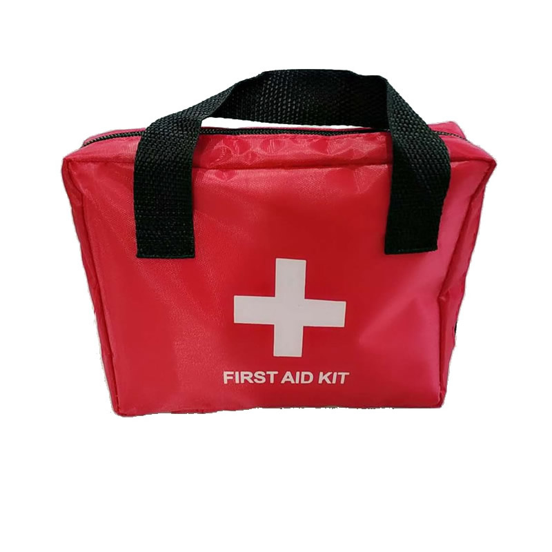 Portable First Aid Empty Bag Outdoor Survival Emergency Kits For Home Office Travel Emergency Kits Accessories