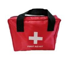 Trousse de premiers secours Portable, sac vide, kit d'urgence de survie en plein air pour le bureau à domicile, kit d'urgence de voyage, accessoires