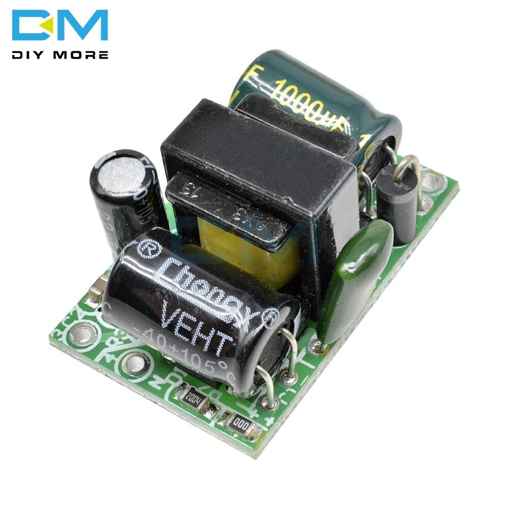 AC-DC 5V 800mA Buck Converter Board 110V 220V zu DC 5V Step Down Transformator Netzteil modul Spannung Isolation Für Arduino