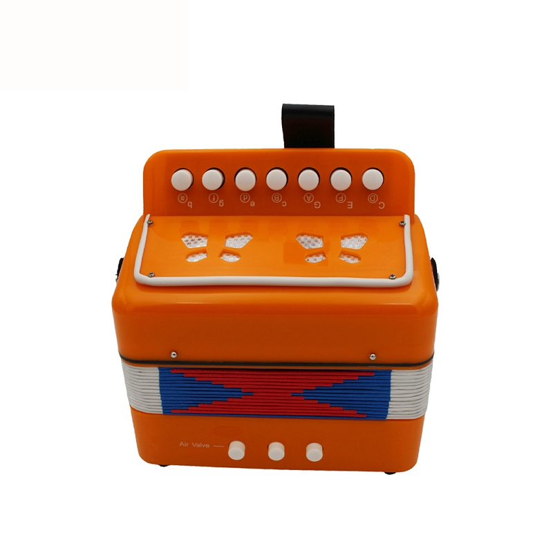 Mouth Organ childrens Future Star FF-7K-ORG ORANGE