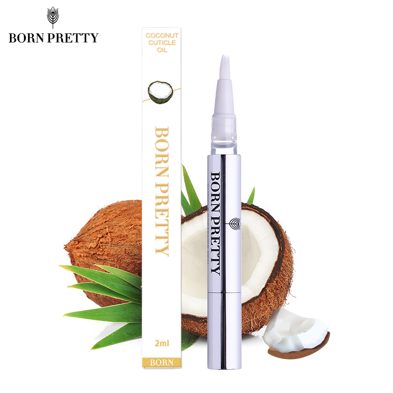 BORN PRETTY Nail Cuticle Oil 2ml Fruit Flower Flavor Oil Pen  Nail Art Nutrition Treatment Care Tool