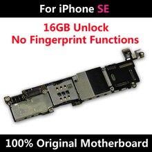 Ohne Touch ID für iphone SE Original Entsperren Motherboard logic board keine icloud für iphone 5se se mit IOS System mainboard