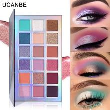 Changeable Bubble Nebula 18 Colors Eyeshadow Makeup Palette Stunning Multi-refle
