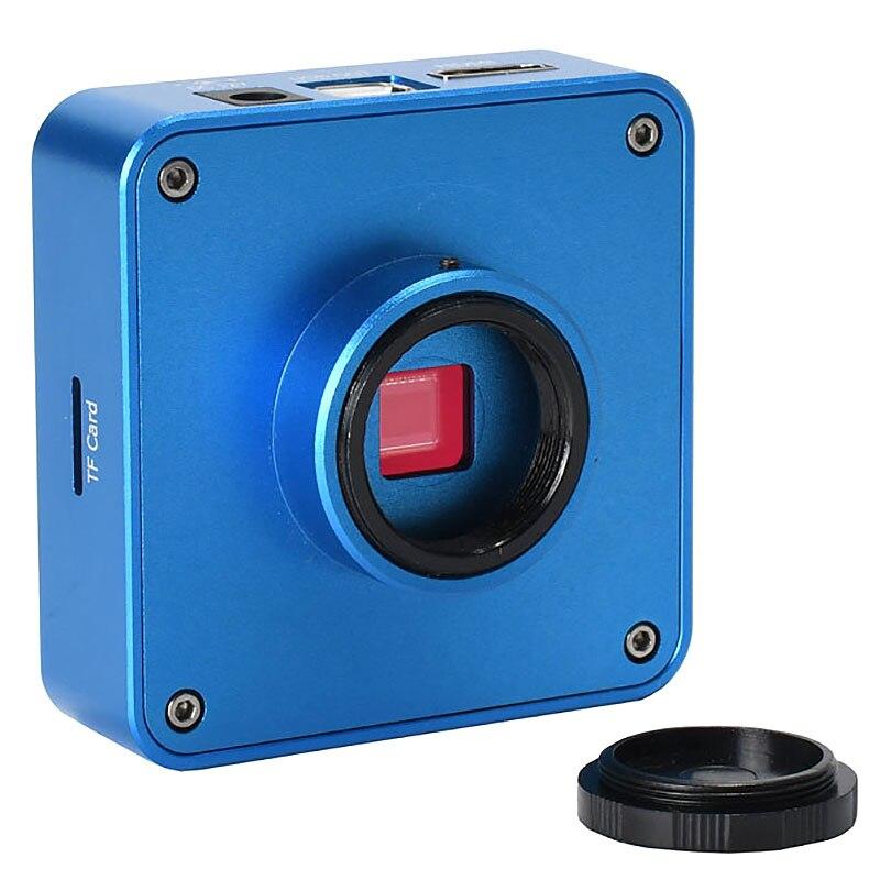 34Mp 2K 1080P 60Fps Hdmi Usb Industrielle Elektronische Digital Video Löten Mikroskop Kamera Lupe Für Telefon Pcbtht Reparing - 5