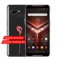 "Global version ASUS ROG Phone ZS600KL Phone 6.0"" 8GB RAM 128/512GB ROM Snapdragon 845 Octa Core 4000mAh NFC Android 8.1 Phone"