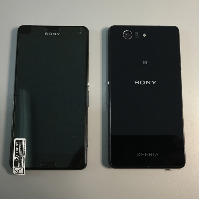 Original Sony Xperia Z3 Compact D5803 Unlocked 4G LTE Z3 mini Android Phone Quad-Core 4.6 inch 16GB WIFI GPS Mobile phone 2