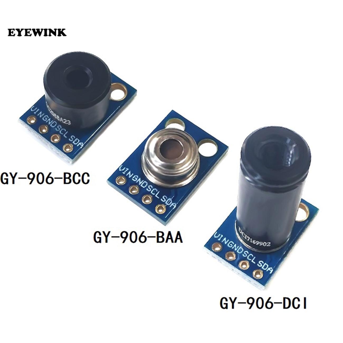 MLX90614 GY906 MLX90614ESF-BAA Contactless Temperature Sensor Module for Arduino