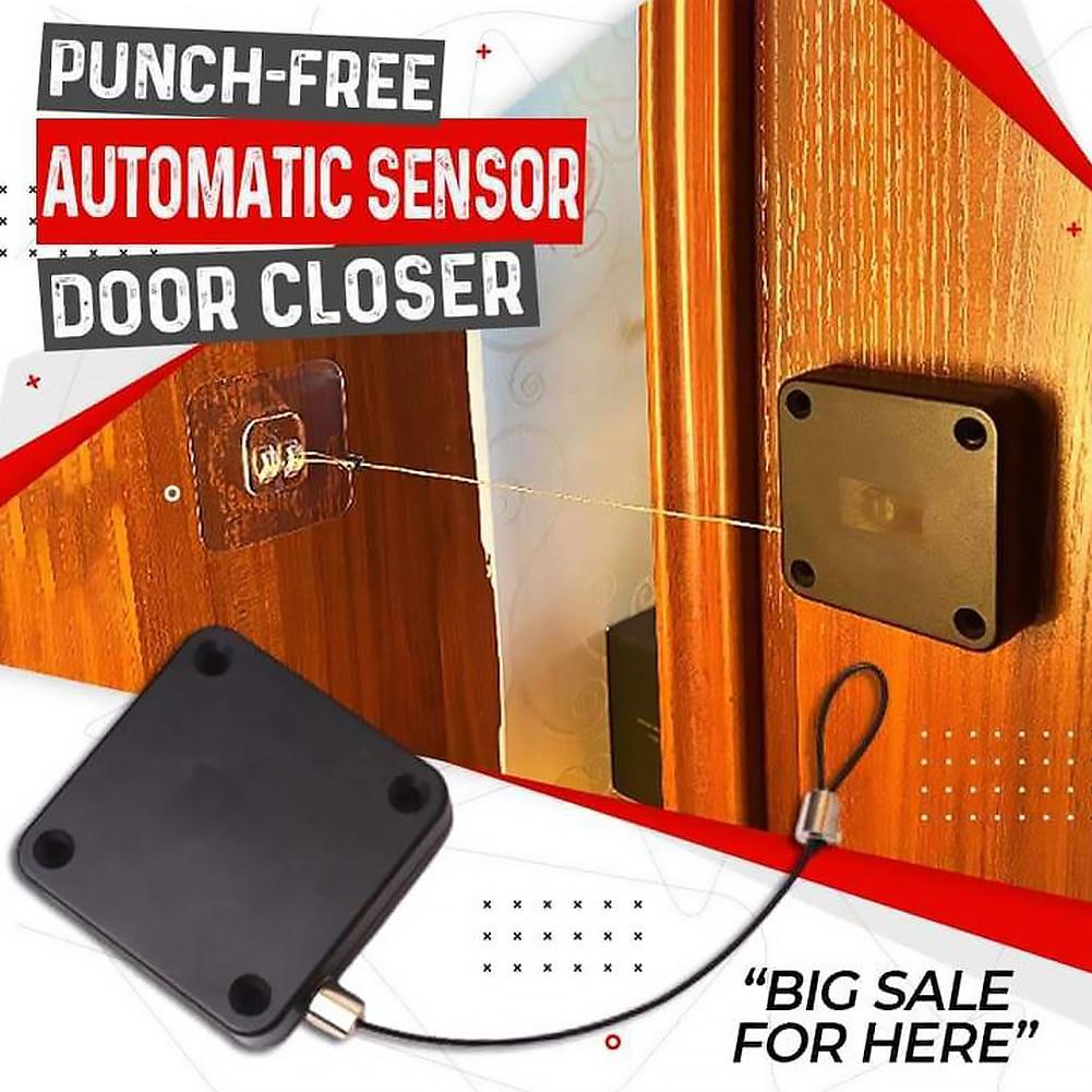 Купить дверной доводчик автоматический датчик дырокол бесплатная автоматическая