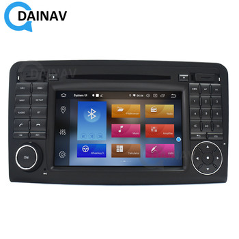 Android Car Multimedia DVD Player GPS navigation For Benz ML W164 X164 ML350 ML300 GL500 ML320 ML280 GL350Car Audio Radio Stereo image