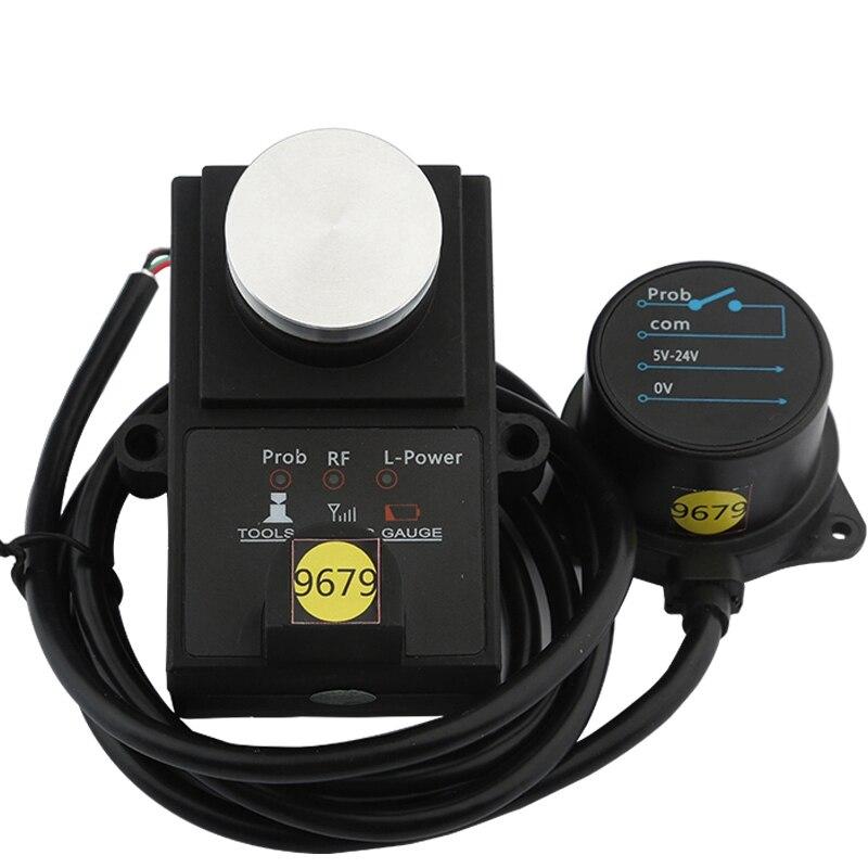 Engraving Machine Nc Studio Wireless Tool Sensor Mach3 High-Precision Engraving Machine Automatic Tool Sensor Accessories