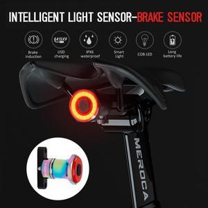 MEROCA Bicycle Light Taillight