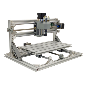 Image 1 - Mini Laser CNC Khắc CNC 3018 Laser Khắc Dụng Cụ Cắt GRBL 10W Cắt Laser Gỗ Router CNC3018 2in1 chạm Khắc