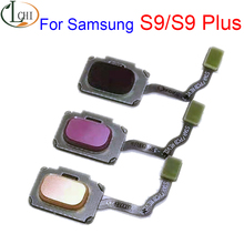 Touch ID For Samsung S9 Home Menu Button Flex Cable Ribbon S