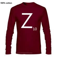 Lettres de Scrabble Z 10 Rétro Nom Jeu Hater 90 Enfant Hipster Swag Indie Cool Décontracté Fierté T-shirt Hommes Unisexe Nouvelle Mode