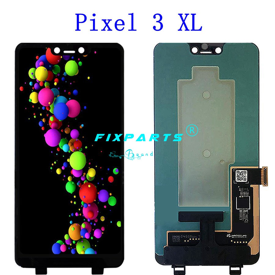 Google Pixel 3 3XL 3A 3AXL LCD Display Touch Screen Digitizer