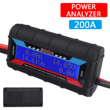 Power-Analyzer Watt-Meter RC And 200A Mayitr with Backlight LCD for Drone 1pc High-Precision