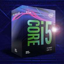 CPU Processor Intel-Core I5 9400f Lga 1151 Ghz 65W New with The-Cooler 9M And Six-Thread