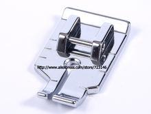 4 шт узкая лапка для скрытой молнии (5 мм) (7 1/4 дюйма стеганая