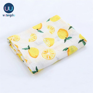 Image 5 - Muslin Baby Blankets Swaddles Newborn Photography Accessories Soft Swaddle Wrap Organic Cotton Baby Bedding Bath Towel Swaddle
