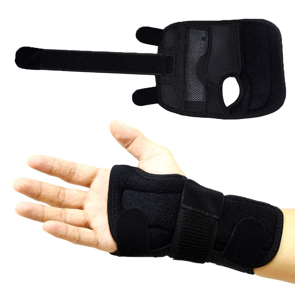 New High-quality Wrist Support Brace Double Aluminum Plate Support Wrist Fracture Fixed Wrist Joint Injury Medical Wrist Belt