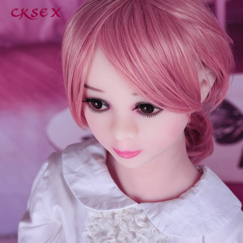 CKSex Small <font><b>100</b></font> <font><b>cm</b></font> Full Silicon <font><b>Sex</b></font> <font><b>Dolls</b></font> for Adult Men Sexy Realistic Japanese Anime TPE Oral Love <font><b>Doll</b></font> Tight Vagina Pussy image