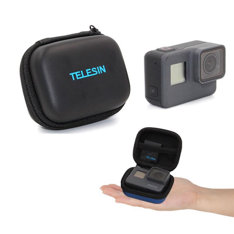 Для GoPro8/Osmo Action Bag, защитный мини чехол для GoPro Hero 8/7/6/5/4/3, портативная дорожная сумка|Чехлы для экшн-камер|   | АлиЭкспресс