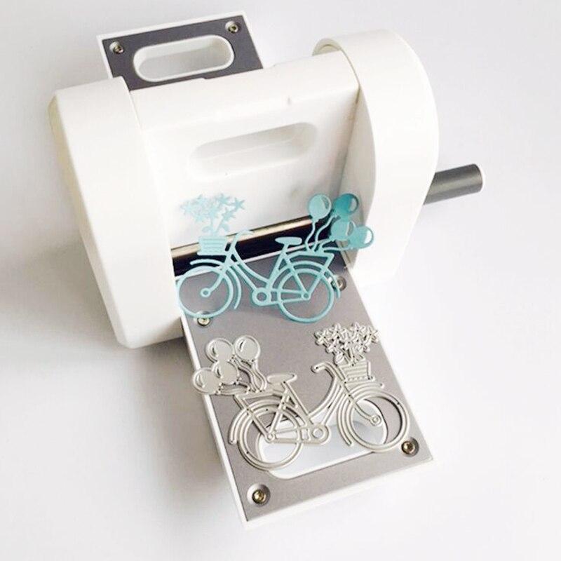 Machine de gaufrage de découpe pièce de coupe de Scrapbooking coupe-papier découpée Machine à découper maison bricolage outil de gaufrage