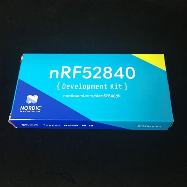 Nrf52840 블루투스 5 nrf52840 dk 용 1 pcs x nRF52840 DK 블루투스/802.15.1 개발 도구 dev 키트