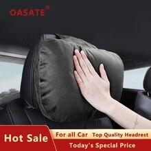 Appui tête de voiture, pour siège de voiture, Maybach Design S, oreiller universel doux et ajustable, pour siège de voiture