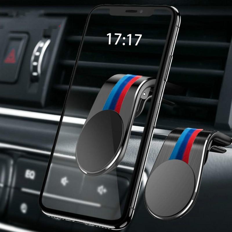 Эффективный Автомобильный держатель для телефона наклейка для BMW E30 E36 E39 E46 E53 E60 E64 E70 E83 E85 E87 E90 E92 E71 F10 F30 F20 F01 F02 X1 X3