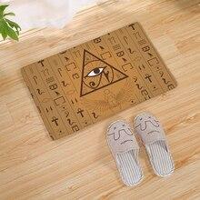 Egyptian Pharaoh Carpet Kitchen Carpets Doormats Floor Mats in the Hallway Mat for Living Room Outdoor Home