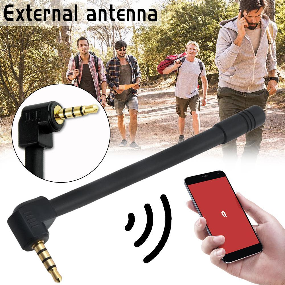 Outdoor 3.5mm External Antenna Signal Enhanced Booster External Antenna Signal Enhanced Booster Mobile Phone 5DBI Antenna