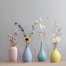 Креативная сухая ваза Скандинавская декорация Цветочная композиция