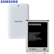 Original Replacement Battery + Cradle Dock Charger For Samsung Galaxy I9200 Mega 6.3 8GB B700BC With NFC 3200mAh