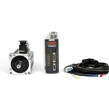 цена на 380V 3.8KW 3800W 130ST-M15025 AC Servo motor 2500RPM 15N.M. Three-Phase ac drive permanent magnet Matched Driver AASD-25A