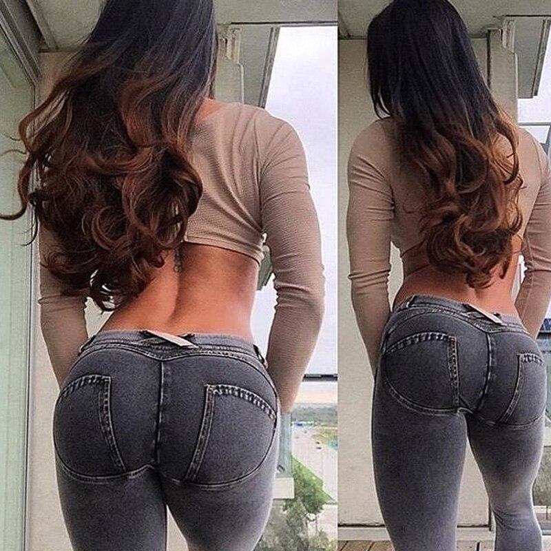 Jeans-gray